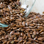 Flax seed reduces hypertension