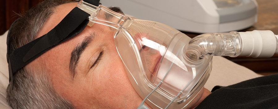 CPAP does not prevent heart attacks