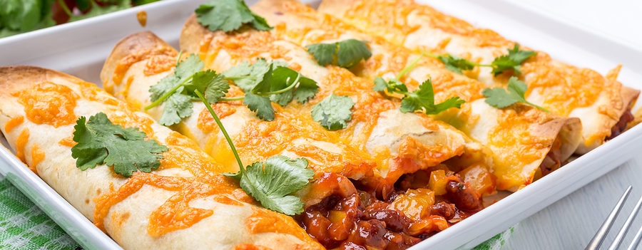 Heart healthy mexican bean enchilada bake resperate blog healthy mexican bean enchilada bake recipe forumfinder Images