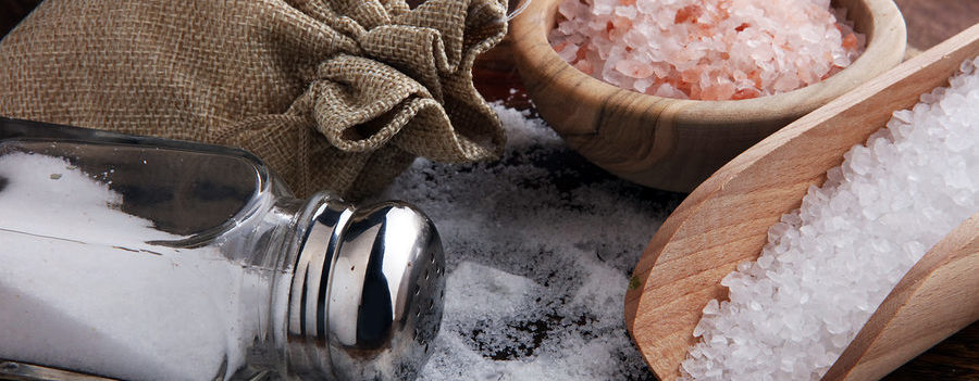 salt and blood pressure are connected